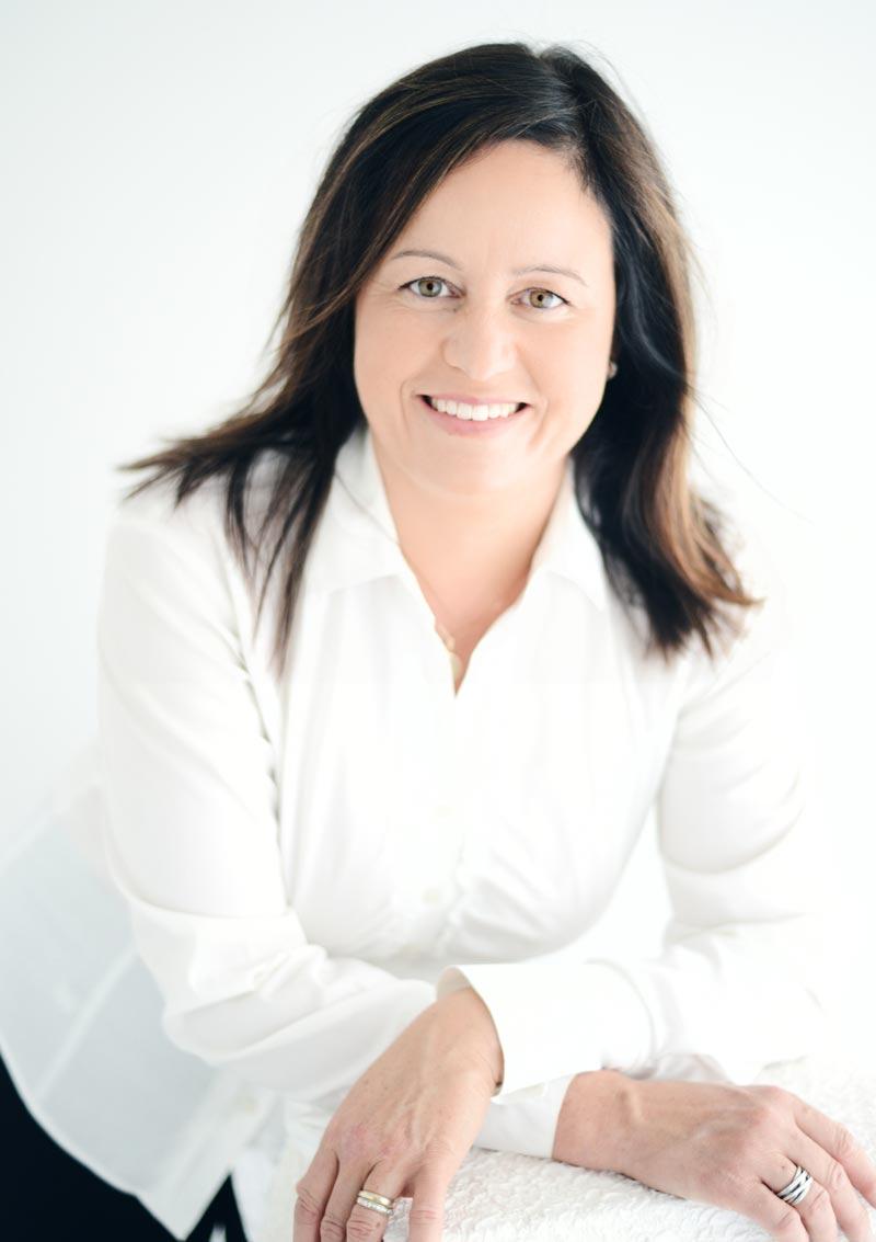 Julie Filiatrault, maître-esthéticienne et propriétaire de Curaderme, clinique d'esthétique spécialisée